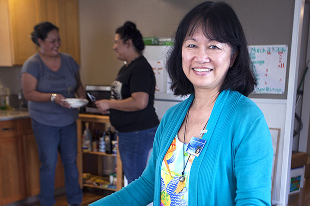 the institute for human services: A Home for Recovery and Nourishment