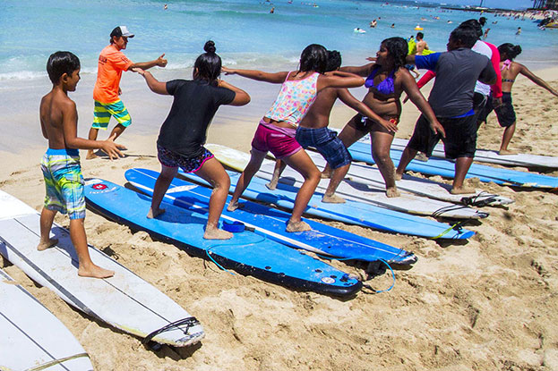 Homeless Keiki Find Respite at Summer Fun Events