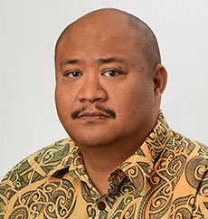 Kanui Bell of The institute for human services