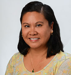 Ruth Weerapan of The institute for human services